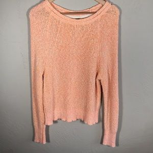 Free People Sweater Electric City Pullover Sz. S